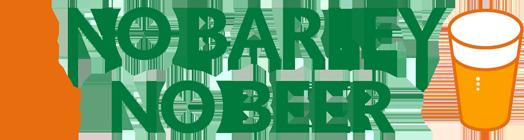 No Barley No Beer