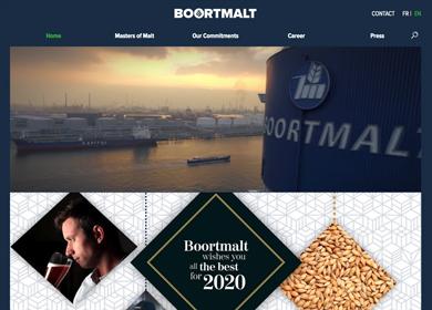 Boormalt Website Link